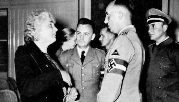 EllyNey mit Naziführern 1